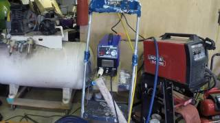 2016 model Chinese plasma cutter initial review (accurate tools)