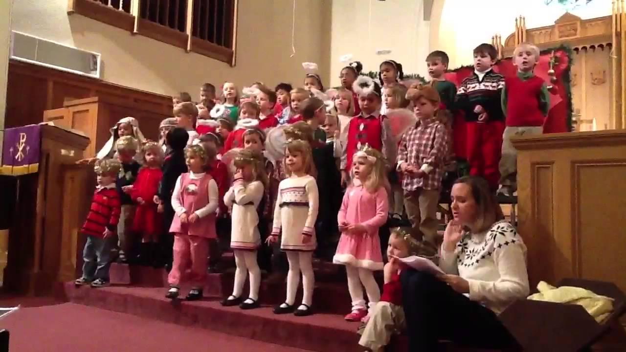 preschool christmas program jarvis memorial umc greenville nc