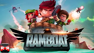 Ramboat (By Genera Mobile) - iOS - iPhone/iPad/iPod Touch Gameplay
