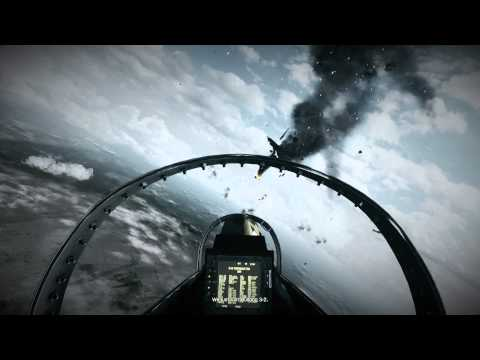 Battlefield 3 Campain Mission 4 Going Hunting | i5-4670k @ 4.4Ghz | 1080p 60FPS