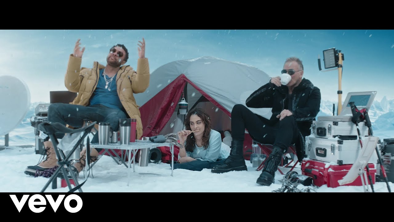 Sting, Shaggy - Just One Lifetime - Sting 2019-02-21 12:56