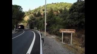 Despeñaperros (Jaén): De la cara de Dios a las Correderas. El camino de Lemaur