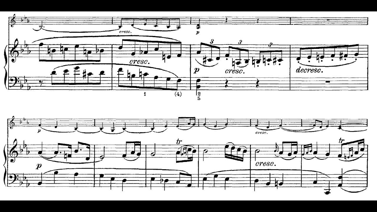 Sonata No. 3 G Major
