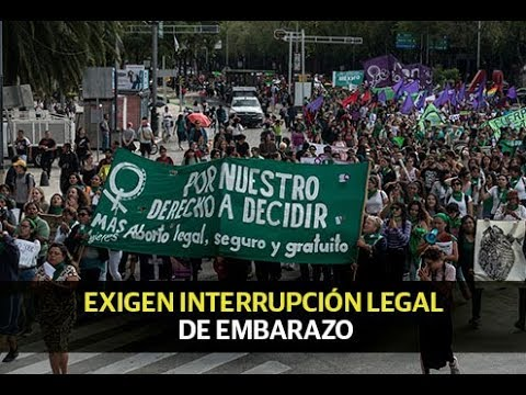 Se pronuncian a favor de la interrupción legal del embarazo