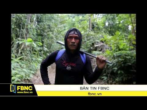 Thổ dân Amazon đối phó với nạn khai thác gỗ lậu