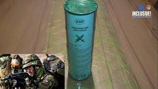 KDP CZ Сухой Паёк Чехии. ИРП Сухой Паёк Армии Чехии.