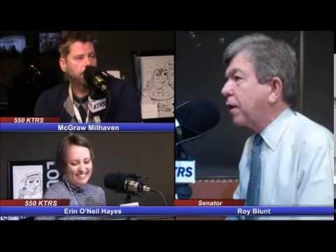 Senator Roy Blunt Discusses Ferguson, Ebola, and the US Senate