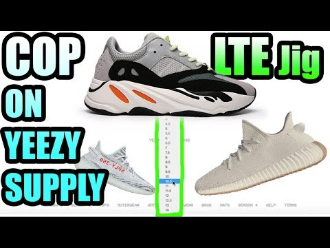 How To Get ANY YEEZY On YEEZY SUPPLY ! | Yeezy Supply Jig / Bypass !