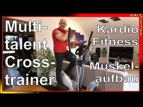 multitalent-crosstrainer-✔-kardio---fitness---muskelaufbau-[-heimtrainer-]-gelenke-schonen-top-tipp