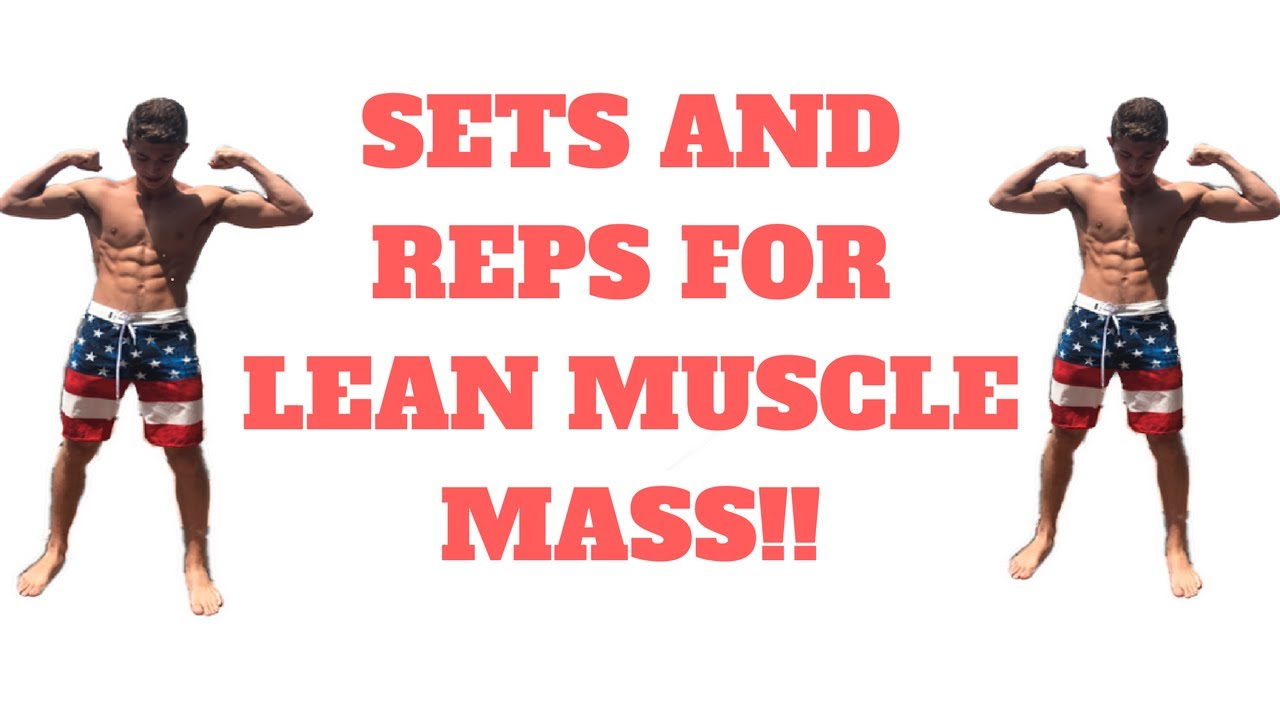 How many SETS AND REPS should I do? STRENGTH vs MUSCLE Growth!!