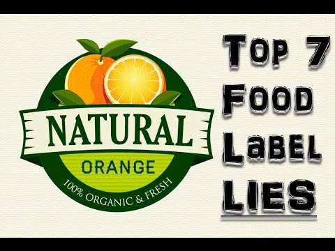 Top 7 Food Label Lies: How Food Companies Try to Trick You Neil @Stronger+Leaner