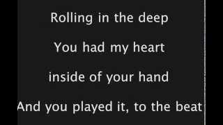 Rolling In The Deep (Karaoke Version Full Beat)