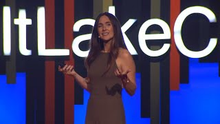 Living from the Soul: Poetry's Path to Your Fullest Life | Emily Motzkus | TEDxSaltLakeCity