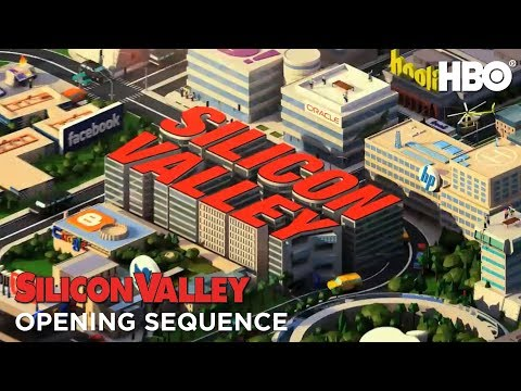 Silicon Valley Season 1: Opening Sequence (HBO)