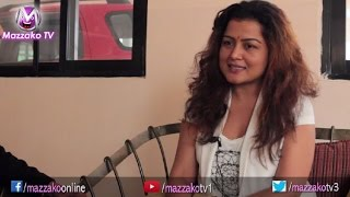 Mazzako Interview with Rekha Thapa || Ram Pyari || Mazzako TV