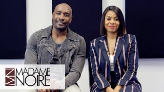 Morris Chestnut & Regina Hall Share The True Story Behind 'When The Bough Breaks'