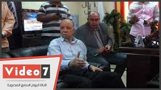 بالفيديو..محافظ القاهرة يوجه بتوفير الحماية اللازمة لأطباء المجزر الآلى فى البساتين