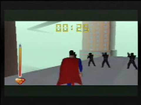 Superman 64: Level 1 playthrough