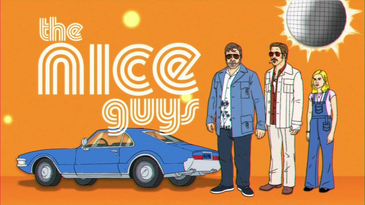 The Nice Guys Animated Short HD YouTube - The good guys automotive