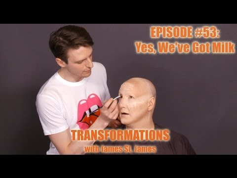 James St. James and Milk: Transformations