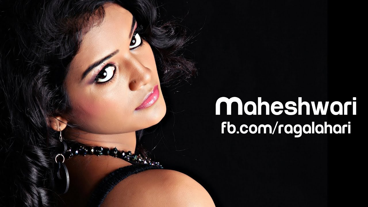 telugu heroine maheshwari exclusive hd photos - youtube