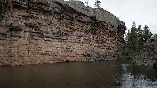 Каркаралинск. Озеро Мольдер. Система чаш.