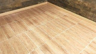 Programa completo - Cómo colocar suelo cerámico de imitación madera - Bricomanía thumbnail