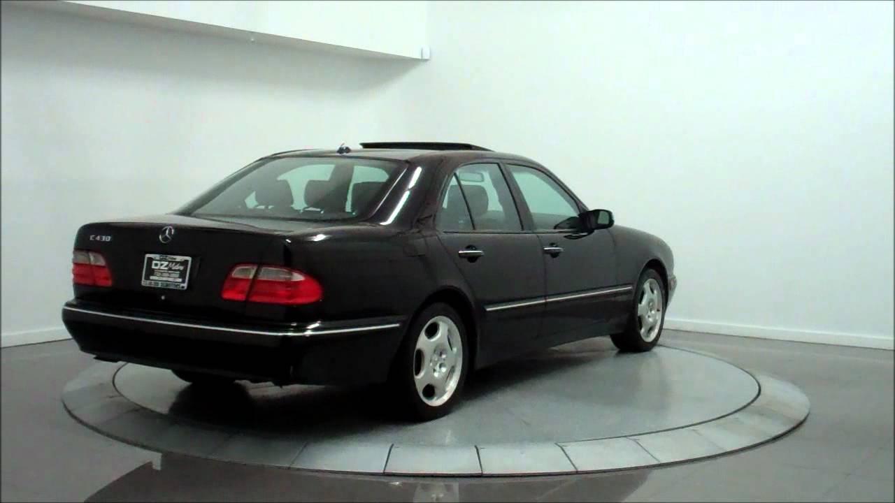 1999 Mercedes Benz E430 Youtube