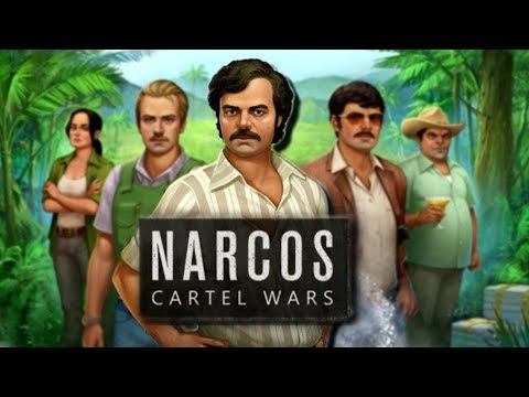 Nacros: Cartel Wars (ios/android) Gameplay! New
