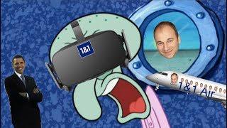 Thaddäus Marcell D39;Avis und Virtual Reality  Spongebob Verarsche