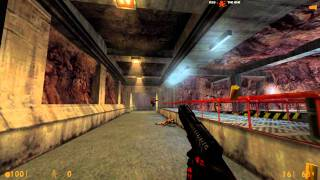 Half-Life Deathmatch: Source Gameplay 50 fps