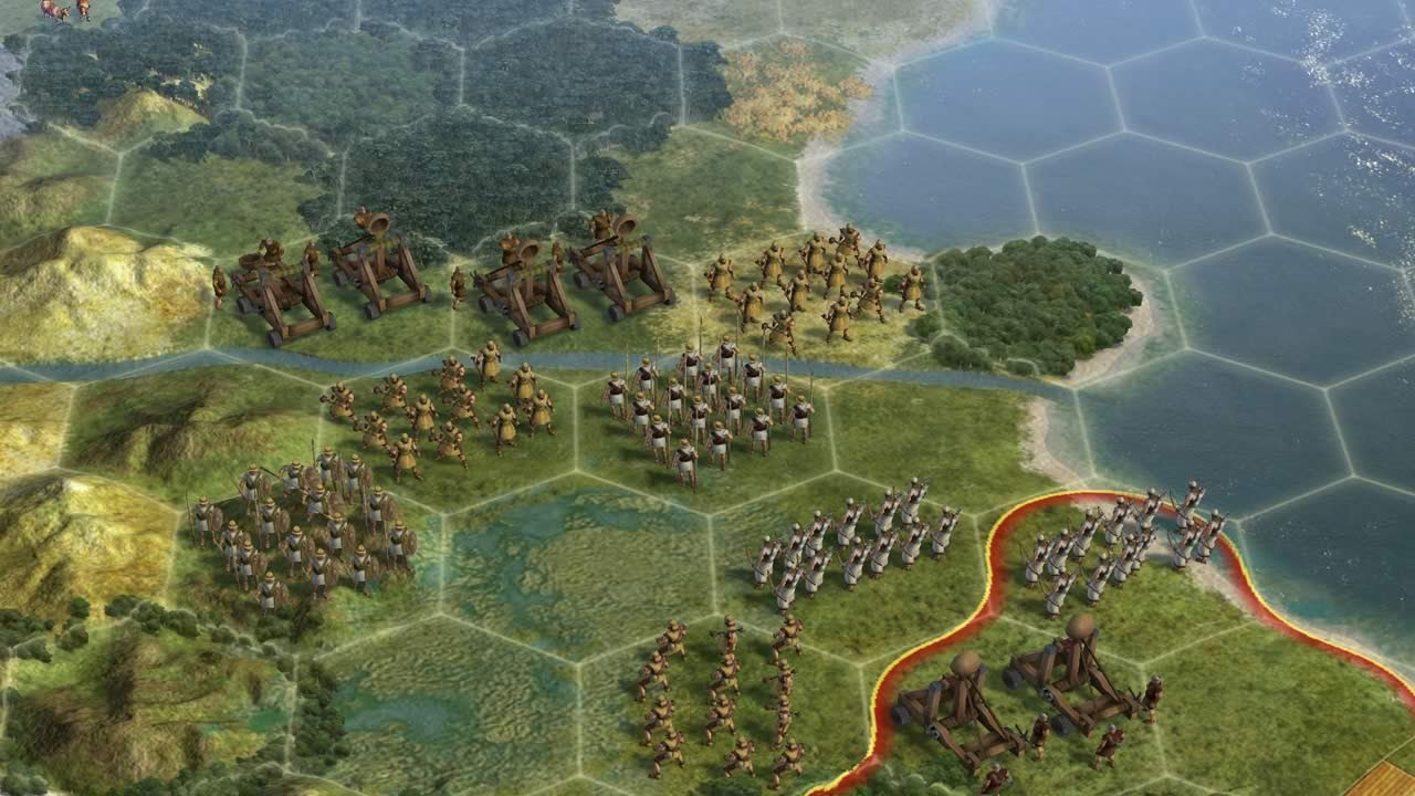 Civilization V Explorers Map Pack Walkthrough