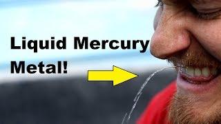Tasting Mercury Metal