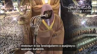 Kabe imamı Mahir al Muaiqly - Duhan suresi türkçe meali