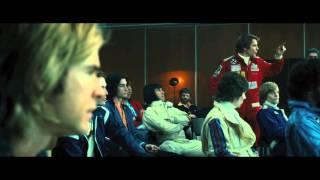 """Clip """"Lauda erklärt, warum er das Rennen absagen möchte""""  RUSH - ALLES FÜR DEN SIEG"""