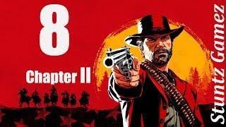 Red Dead Redemption 2 [PS4Pro]  — Часть 8: Эммет Гренджер