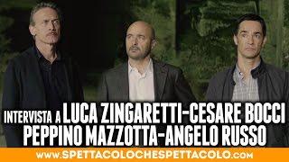 IL COMMISSARIO MONTALBANO  2017 | Luca Zingaretti, Cesare Bocci, Peppino Mazzotta, Angelo Russo