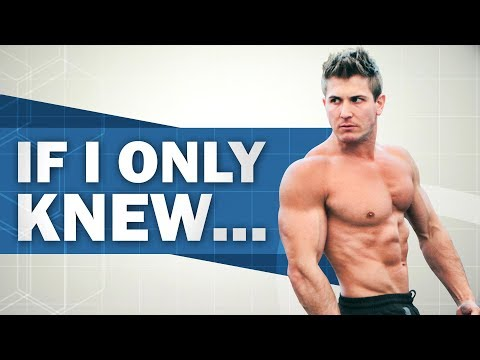 3 Muscle Building Mistakes I Wish I Knew Before I Started Training! (SLOW GROWTH FIX)