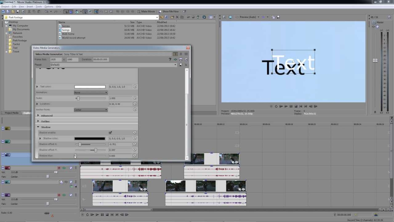 [Updated] Best Sony Vegas Plugins You Can Get