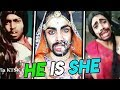 MUSICALLY CANCEROUS USERS ||SHE IS HE|| MUSICALLY INDIA 2018 || GAREEB