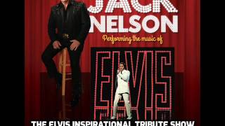 Jack Nelson Elvis Inspirational Tribute Radio Commercial