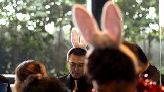 Eddy & Carrena SDE - Wedding Video Singapore - Cream Pictures Thumbnail