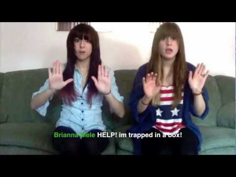 'One Big Family' - Above All That Is Random 6 - Christina Grimmie & Sarah