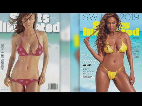 Trending: Tyra Banks On The Cover Of Sports Illustrated At 45