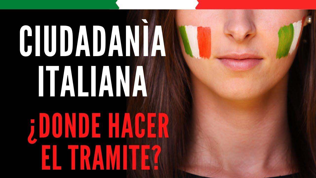Reconstrucción de la CIUDADANÌA ITALIANA por via JUDICIAL