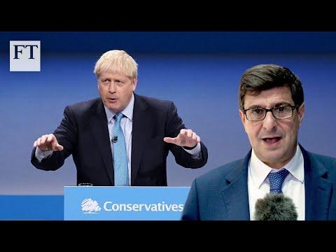 Boris Johnson speech
