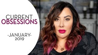 Current Obsessions January | Makeup Geek