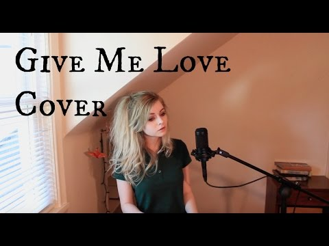 Give Me Love - Ed Sheeran (Holly Henry Cover) - YouTube
