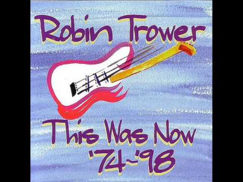 ROBIN TROWER - Messin' The Blues