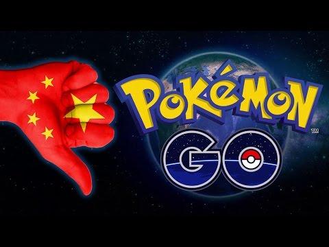 Pokemon GO pode ser banido da China, mas por que?